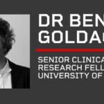 AM Keynote: Dr Ben Goldacre, senior clinical research fellow, University of Oxford