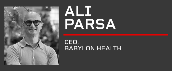 Ali Parsa - Digital Health Rewired