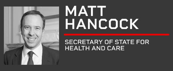 Matt Hancock - Digital Health Rewired