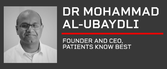 Mohammad Al-Ubaydli - Digital Health Rewired
