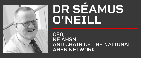 Digital Health Rewired Speaker - Dr Séamus O'Neill