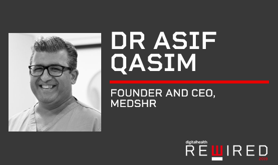 Rewired Speaker Profile - Asif Qasim