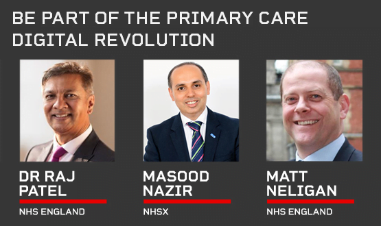 Digital Primary Care NHS Leaders