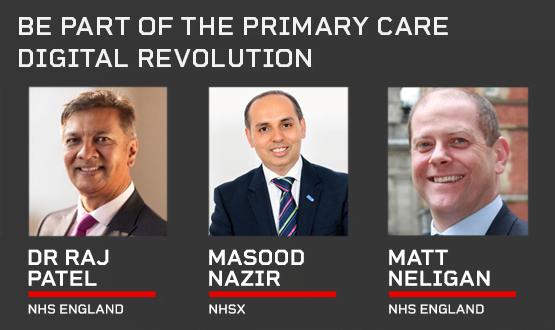 Digital Primary Care NHS Leaders
