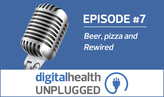 Digital Health Podcast - Episode 7 Header