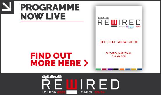 Rewired 2020 programme logo